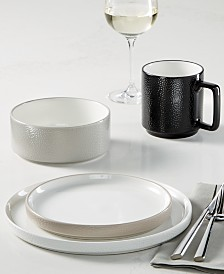 Noritake Colortex Stone Dinnerware Collection