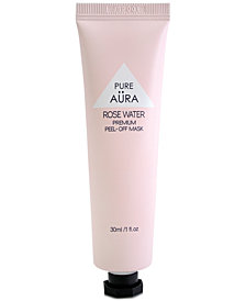 Pure Aura Rose Water Peel-Off Mask, 100 ml