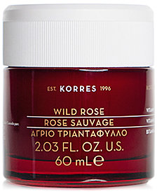 Korres Wild Rose Advanced Brightening Sleeping Facial, 2.03 oz.