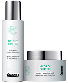 Receive a FREE Hydro Biotic duo with $55 Dr. Brandt purchase!