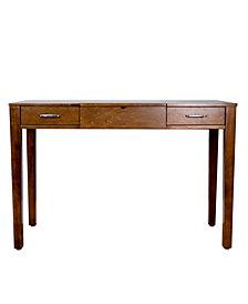 Ainsley Turquoise Vanity Desk