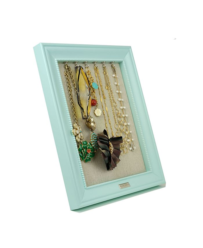 """Hives & Honey - Medium 15"""" x 12"""" Jewelry Frame with Pinboard"""