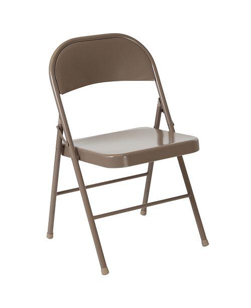 Flash Furniture Hercules Series Double Braced Folding Chair