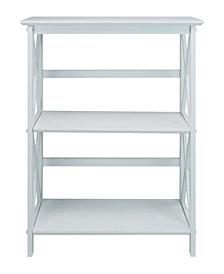 Montego 3 - Shelf Bookcase