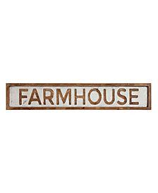 """""""Farmhouse"""" Wall Décor"""