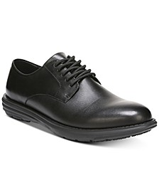 Men's Hiro Slip-Resistant Leather Oxfords