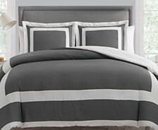 VCNY Home Avondale Hotel Duvet Cover Set Collection