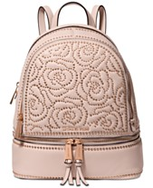 MICHAEL Michael Kors Rhea Zip Studded Backpack ea03a94106ff0