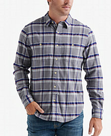 Lucky Brand Men's Mason Plaid Shirt
