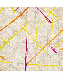 "Surya Jax JAX-5062 Mustard 18"" Square Swatch"