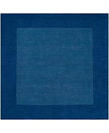 """Surya Mystique M-308 Dark Blue 9'9"""" Square Area Rug"""