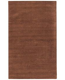Surya Mystique M-334 Dark Brown 2' x 3' Area Rug