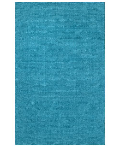 "Surya Mystique M-342 Bright Blue 3'3"" x 5'3"" Area Rug"