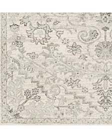 "Harput HAP-1069 Light Gray 18"" Square Swatch"