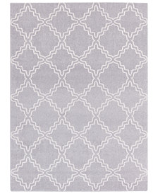 "Surya Horizon HRZ-1073 Medium Gray 3'3"" x 5' Area Rug"