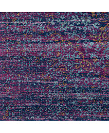 "Surya Harput HAP-1003 Purple 18"" Square Swatch"