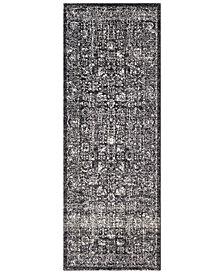 "Surya Harput HAP-1028 Black 2'7"" x 7'3"" Area Rug"