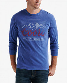 Lucky Brand Men's Coors Graphic Sweatshirt