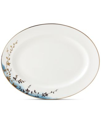 Highgrove Park Oval Platter