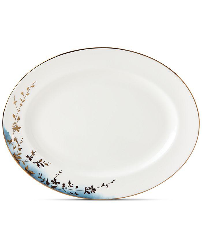 Lenox - Highgrove Park Oval Platter