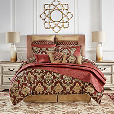 Croscill Gianna 4pc Cal King Comforter Set