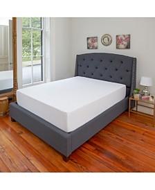 Sleep Trends Defend-A-Bed Premium Fitted Waterproof Queen Mattress Pad