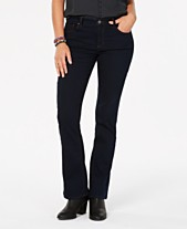 da46e6ff5 Style & Co Tummy-Control Bootcut Jeans, Created for Macy's