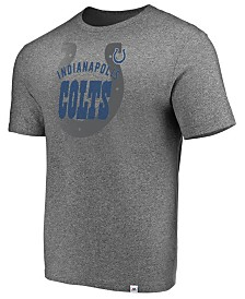 Majestic Men's Indianapolis Colts Static Fade T-Shirt