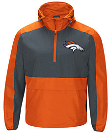 G-III Sports Men's Denver Broncos Leadoff Lightweight Jacket
