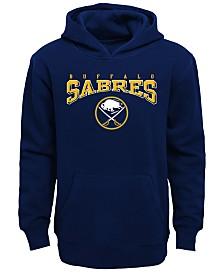 Outerstuff Buffalo Sabres Fleece Hoodie, Big Boys (8-20)