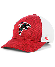 '47 Brand Atlanta Falcons Hazy Flex CONTENDER Stretch Fitted Cap