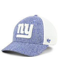 '47 Brand New York Giants Hazy Flex CONTENDER Stretch Fitted Cap