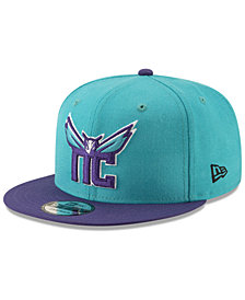 the latest 5d5d3 a3977 New Era Charlotte Hornets Light City Combo 9FIFTY Snapback Cap