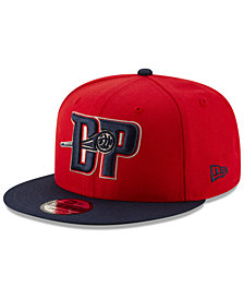 New Era Detroit Pistons Light City Combo 9FIFTY Snapback Cap