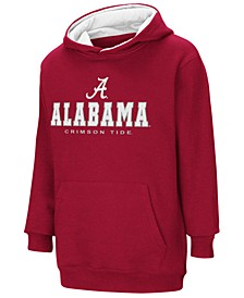 Alabama Crimson Tide Pullover Hooded Sweatshirt, Big Boys (8-20)