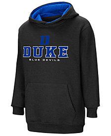 Colosseum Duke Blue Devils Pullover Hooded Sweatshirt, Big Boys (8-20)
