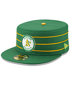 New Era Oakland Athletics Pillbox 59FIFTY-FITTED Cap