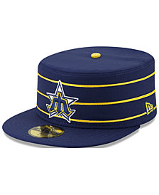 New Era Seattle Mariners Pillbox 59FIFTY-FITTED Cap