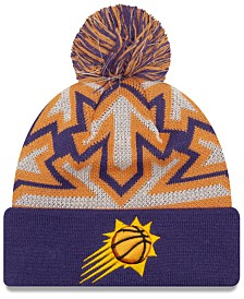 New Era Phoenix Suns Glowflake Cuff Knit Hat
