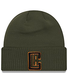 Los Angeles Clippers Tip Pop Cuffed Knit Hat
