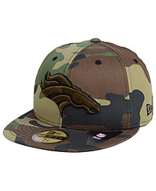 New Era Denver Broncos Woodland Prism Pack 59FIFTY-FITTED Cap