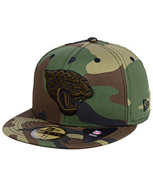 New Era Jacksonville Jaguars Woodland Prism Pack 59FIFTY-FITTED Cap