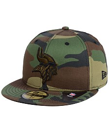 New Era Minnesota Vikings Woodland Prism Pack 59FIFTY-FITTED Cap