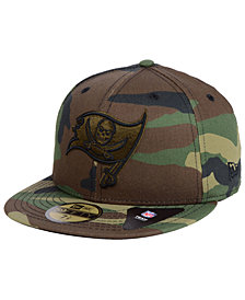 New Era Tampa Bay Buccaneers Woodland Prism Pack 59FIFTY-FITTED Cap
