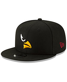 New Era Boys' Arizona Cardinals Logo Elements Collection 9FIFTY Snapback Cap