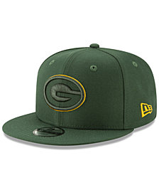 New Era Boys' Green Bay Packers Logo Elements Collection 9FIFTY Snapback Cap