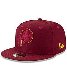 New Era Boys' Washington Redskins Logo Elements Collection 9FIFTY Snapback Cap