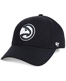 Atlanta Hawks Black White MVP Cap