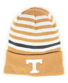 New Era Tennessee Volunteers Striped Chill Knit Hat