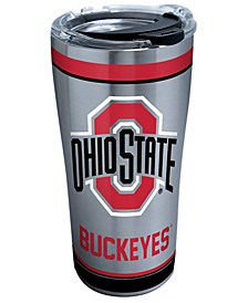 Ohio State Buckeyes 20oz Tradition Stainless Steel Tumbler